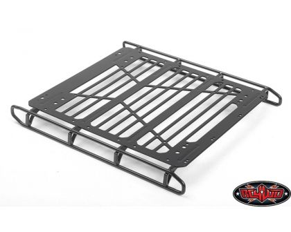 RC4WD Adventure Steel Roof Rack Front and Rear Lights