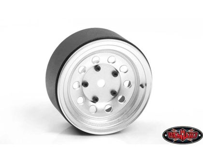 RC4WD Burato 2.2 Single Wheel Silver