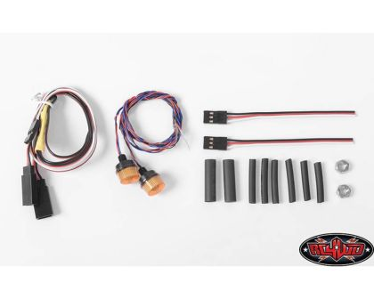 RC4WD Earth Mover 870K Warning Light System