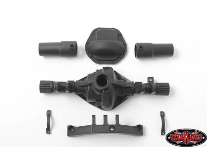 RC4WD D44 Plastic Rear Axle Replacement Parts
