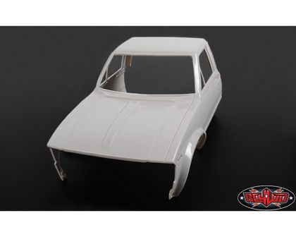RC4WD Mojave II Front Cab Primer Gray