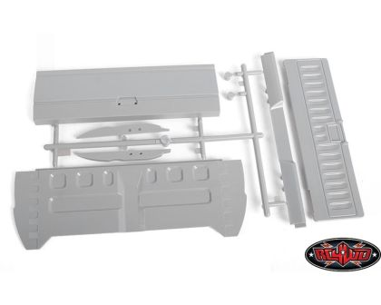 RC4WD 1987 Toyota XtraCab Tailgate and Cab Back