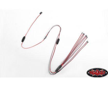 RC4WD LED Basic Lighting System For Mil-Spec 6x6 Body Set
