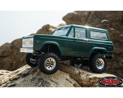 RC4WD 1/18 Gelande II RTR BlackJack Body Set
