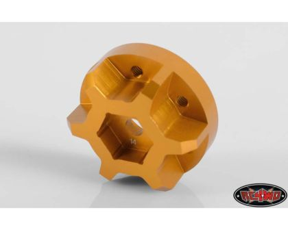 RC4WD 14mm Universal Hex for 40 Series and Clod Wheels