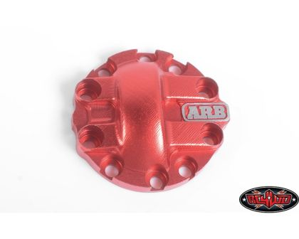 RC4WD ARB Diff Cover for 1/18 Yota II Axle Red