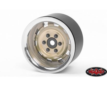 RC4WD Rally 1.9 Beadlock Wheels Gold