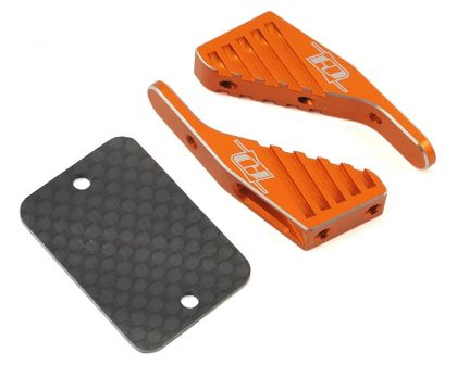 Revolution Design XB4/XB2 Aluminium Wing Mount orange