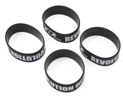 Revolution Design Ultra Tire Glue Bands 4 Stück