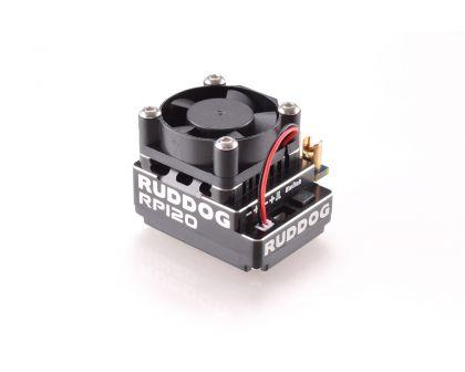 RUDDOG RP120 Brushless Regler