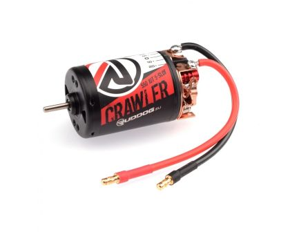 RUDDOG Crawler 550 10T 5-Slot Brushed Motor