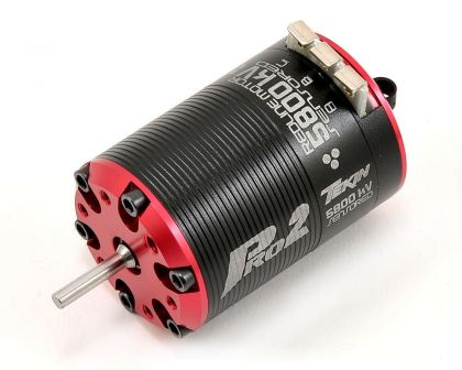 Tekin Pro4 Brushless Motor 1Y 5800kv mit 5mm Welle