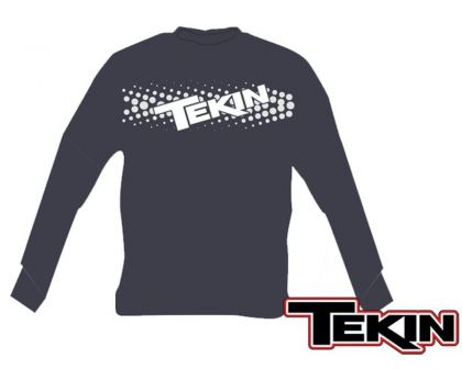 Tekin Fuzion 2 Long Sleeve Grey XXXXL