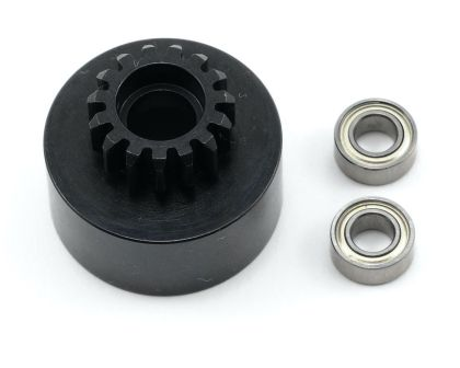 Tekno RC 1/8th Clutch Bell hardened steel Mod 1 15 Zähne