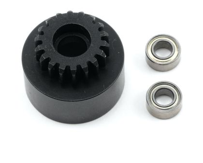Tekno RC 1/8th Clutch Bell hardened steel Mod 1 18 Zähne