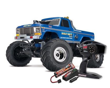 Traxxas BIGFOOT No.1