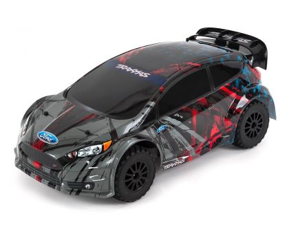 Traxxas Ford Fiesta ST Rally RALLY-BRED