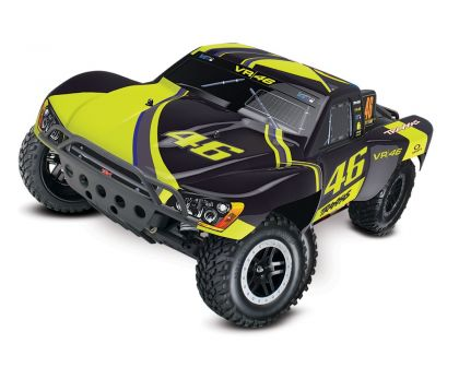 Traxxas Slash RTR VR46 Edition