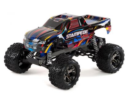 Traxxas Stampede VXL 2018 Rock and Roll