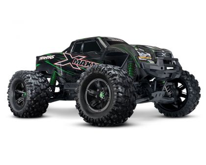 Traxxas X Maxx 8S RTR Brushless grün Limited Edition