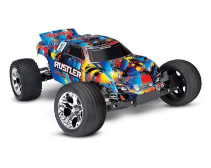 Traxxas Rustler RTR Rock and Roll