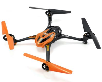 Traxxas ALIAS Quad Copter Ready to Fly Orange
