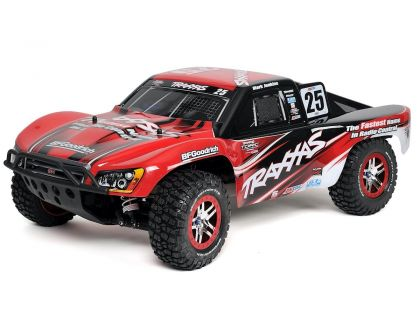 Traxxas Slash 4x4 Ultimate 2017 TSM LCG 2.4GHz