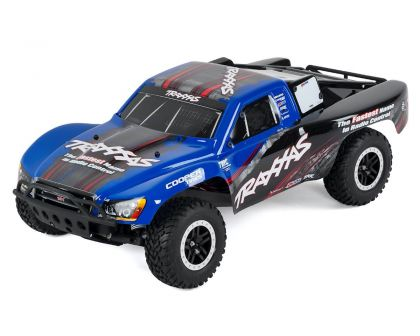Traxxas Slash 4x4 Brushless OBA Blue Edition