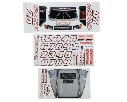 Traxxas Decals Slash 1 16
