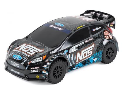 Traxxas Ford Fiesta ST Rally New NOS Deegan
