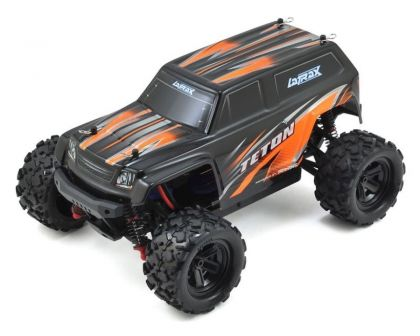 Traxxas LaTrax TETON Orange 2.4GHz mit ID Stecker