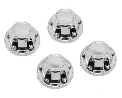 Traxxas Center Caps Felge chrome Aufkleber
