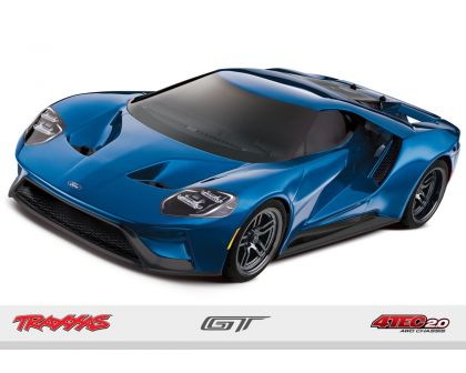 Traxxas Ford GT 4Tec 2.0