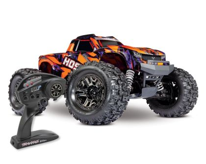 Traxxas HOSS 1/10 Monster Truck RTR orange