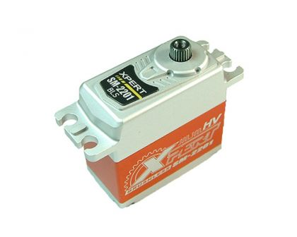 Xpert Servo Heli-Tail, High-Voltage SM2201-HV