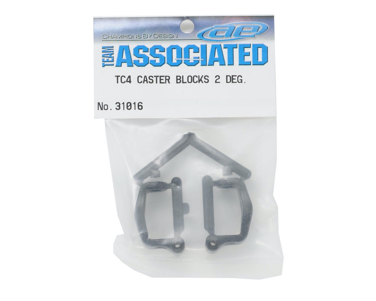 Team Associated Getriebeabdeckung klar ASC7461 SC10.2,