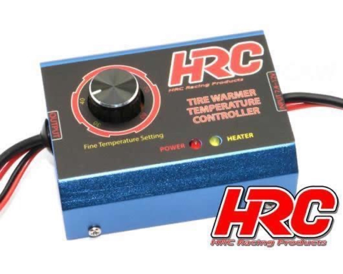 HRC Racing Reifenwarmer HRC Racing Basic Model 1//10 /& 1//8 HRC9421B