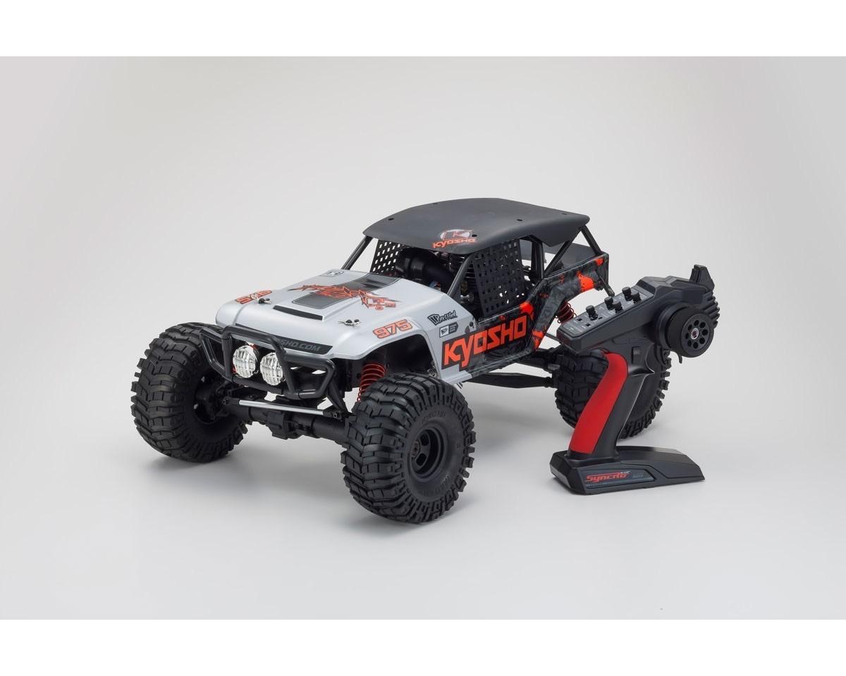 Kyosho FO-XX 2 0 Nitro 1:8 Gp 4WD Readyset Kyosho 33154B