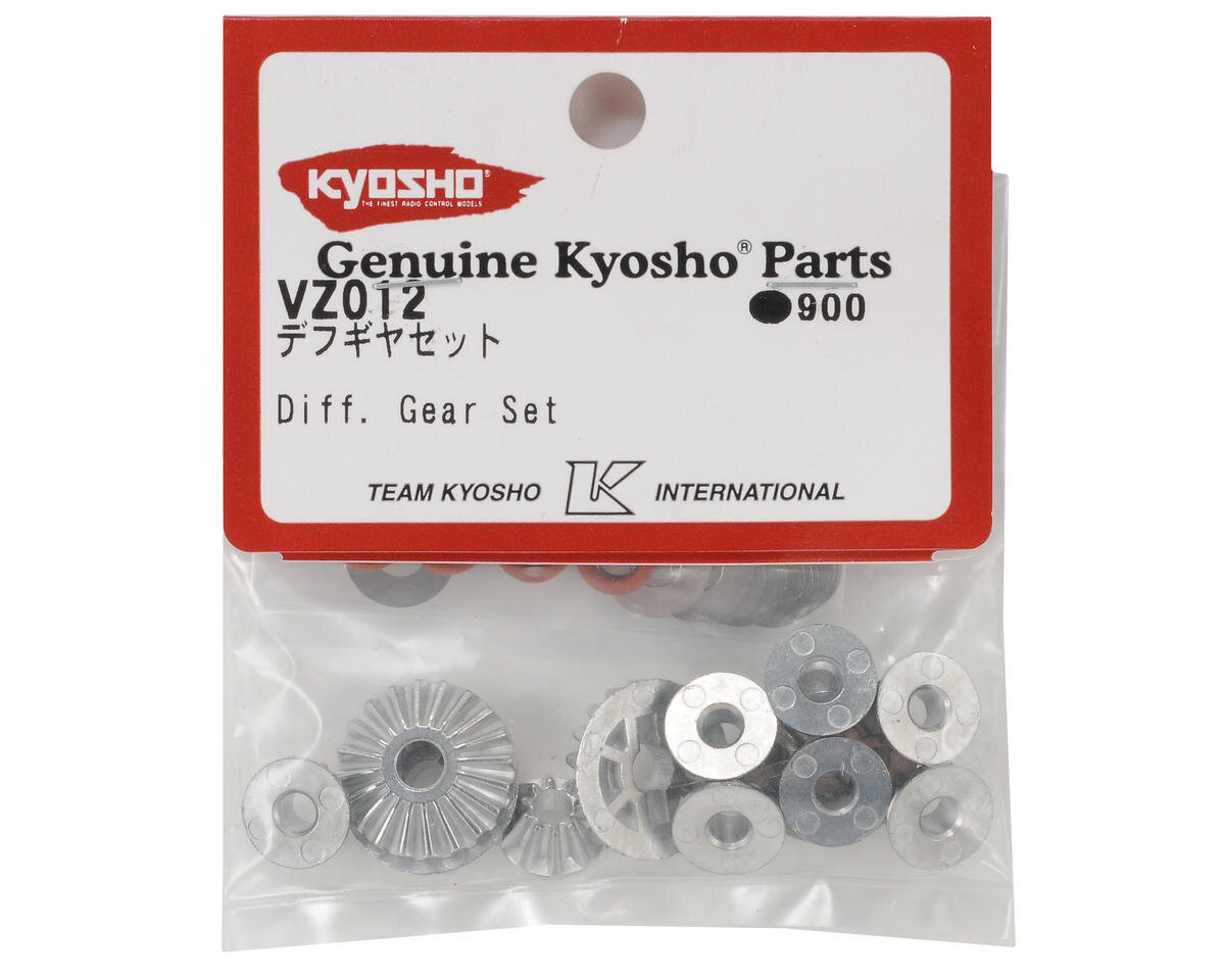 KYOVZ012 Kyosho Differential Gear Set