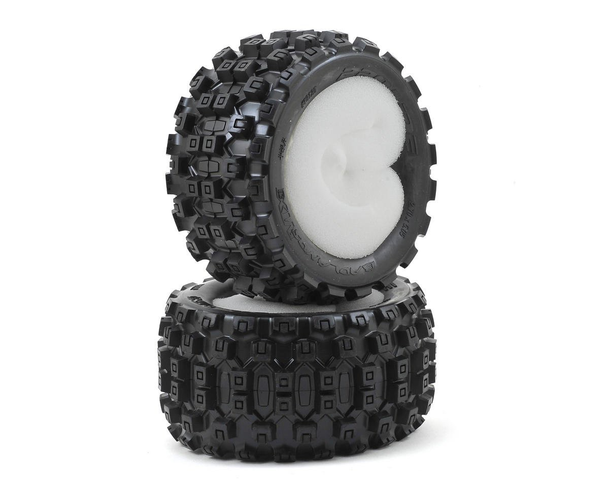 proline badlands mx28 all terrain truck reifen pro10125 00. Black Bedroom Furniture Sets. Home Design Ideas
