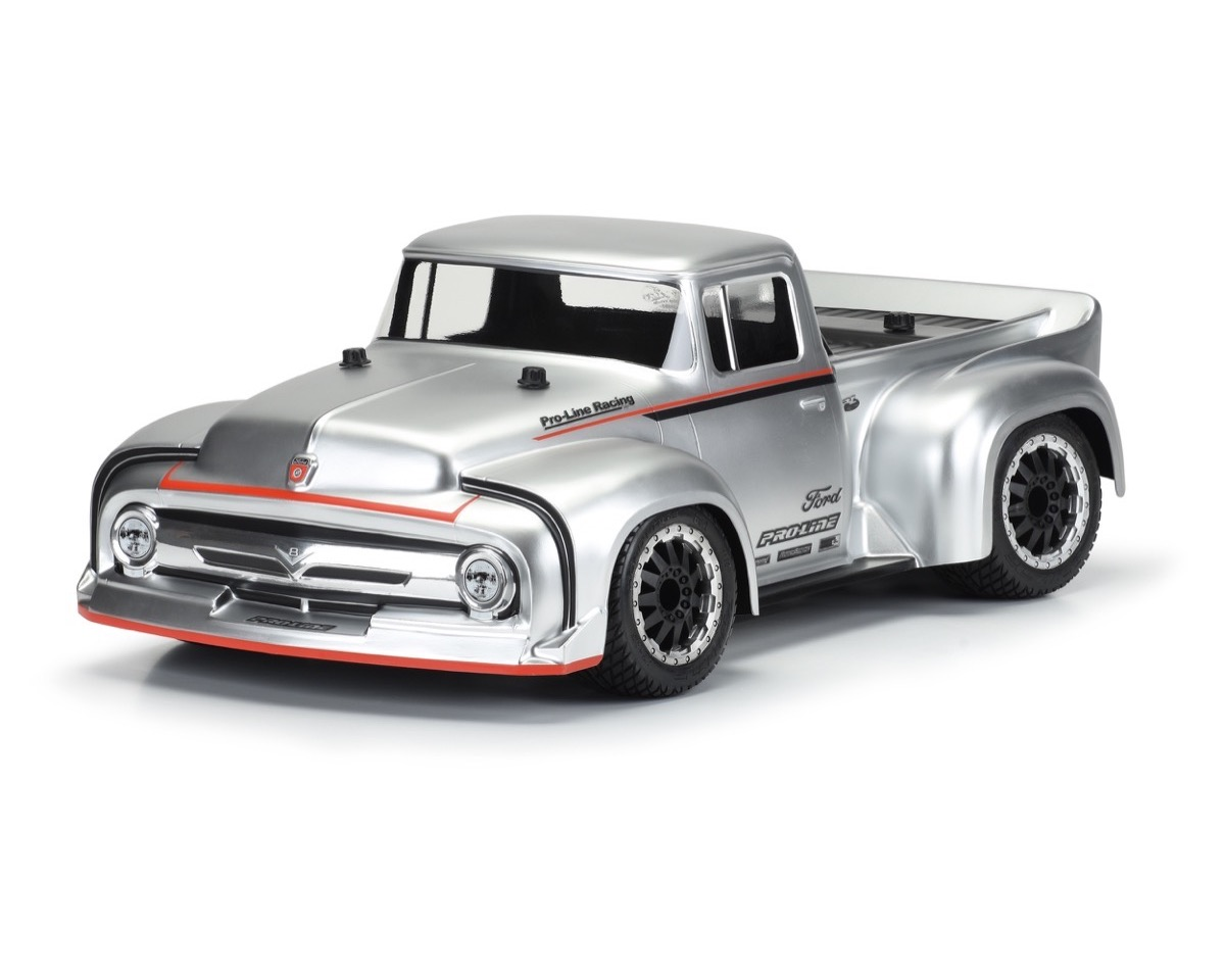 proline 1956 ford f 100 pro touring street truck. Black Bedroom Furniture Sets. Home Design Ideas
