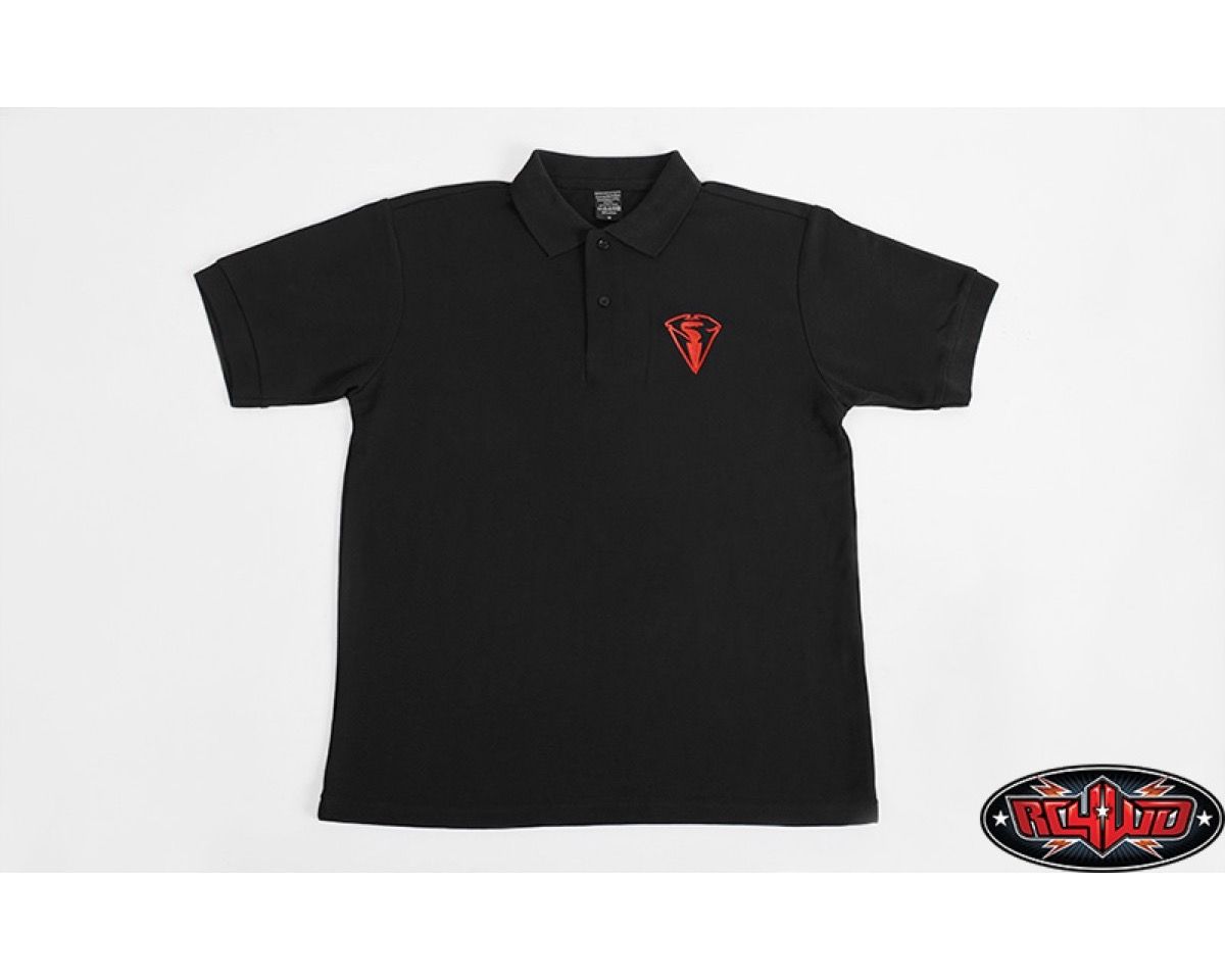 Rc4wd Polo Shirt Updated Logo M Rc4zl0077 Mk Racing Rc Car Shop