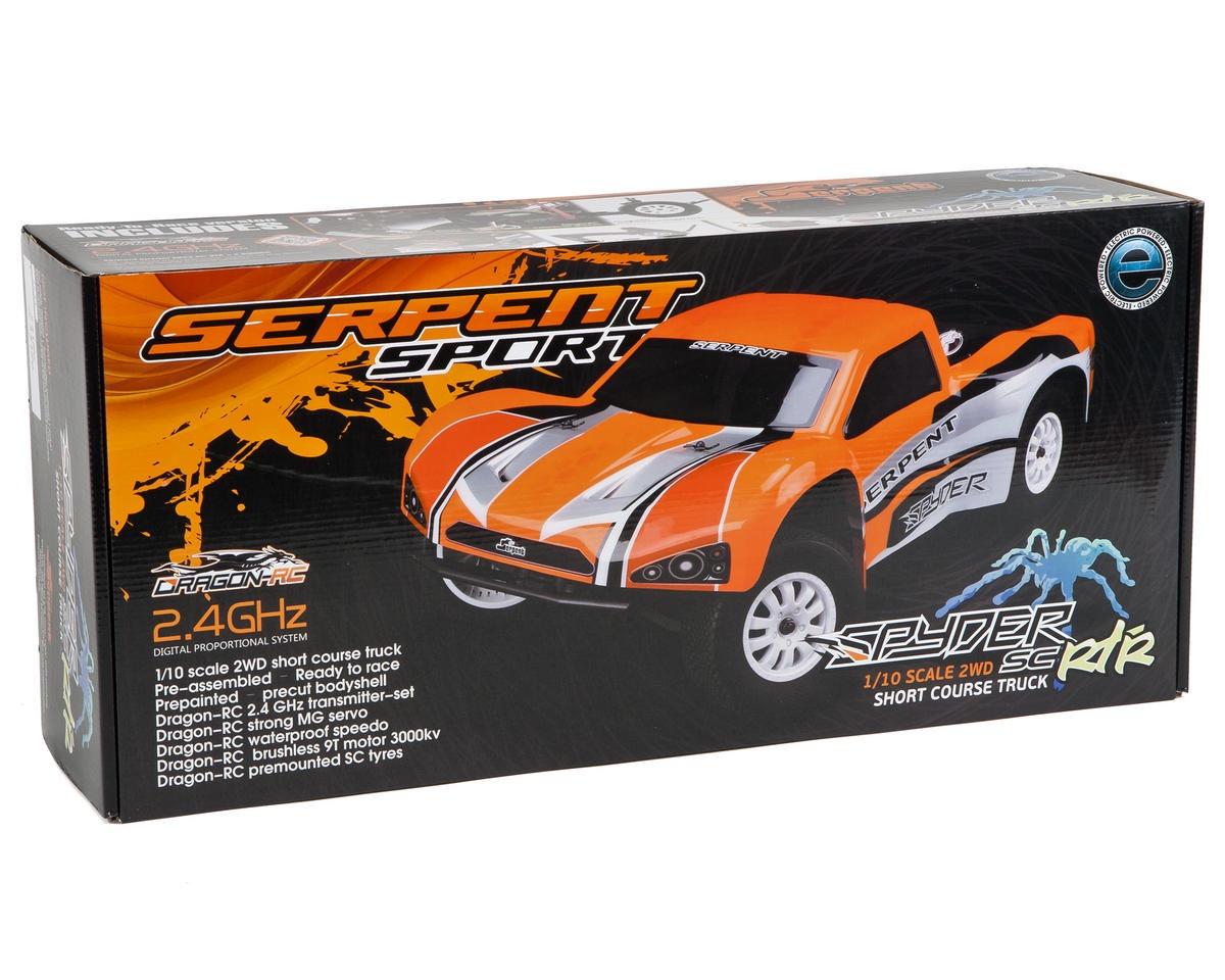 Serpent Spyder SCT 2wd RM RTR SER500005 - MK Racing RC Car Shop