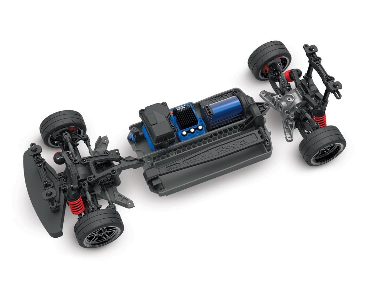 Traxxas 4Tec 2 0 VXL TRX83076-4 - MK Racing RC Car Shop