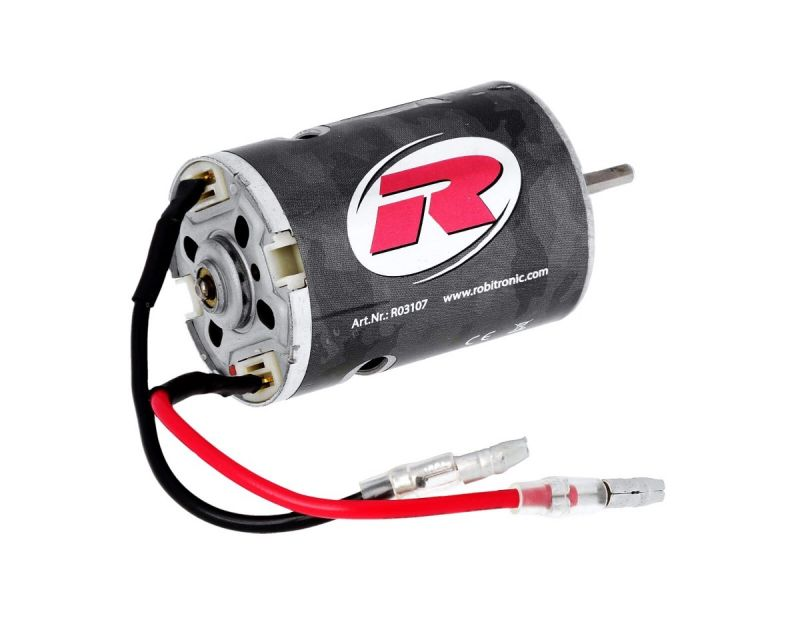 Robitronic Razer 540 Motor 35 Turn Brushed Stock