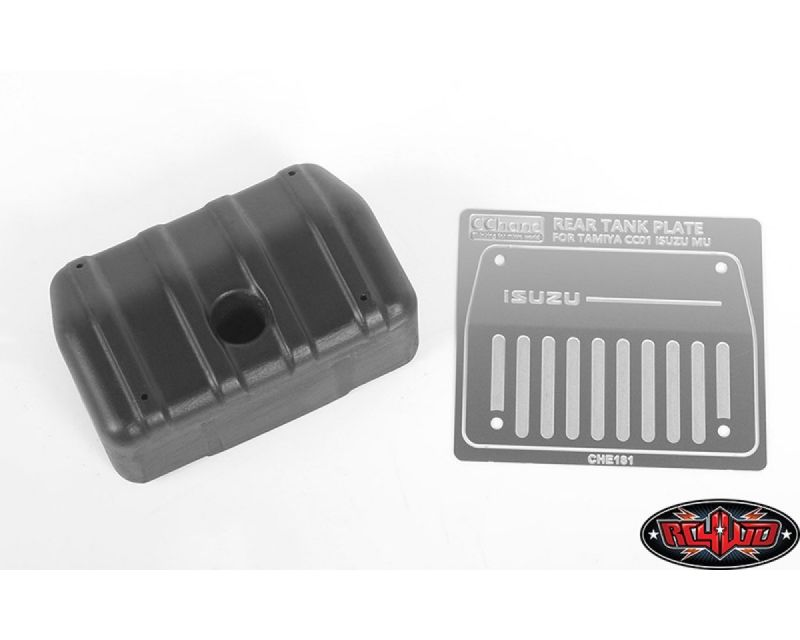 RC4WD Fuel Tank for Tamiya 1/10 Isuzu Mu Type X CC-01