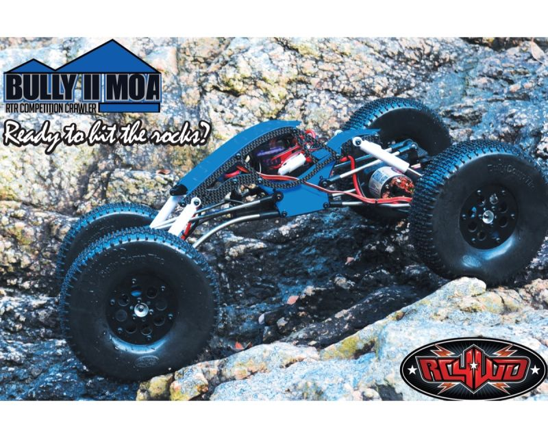 RC4WD Bully II MOA RTR Competition Crawler RC4ZRTR0027 - MK