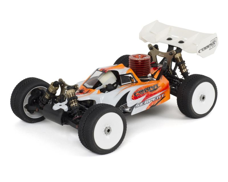 Serpent 811 Cobra Buggy 1/8 4wd RTR SER600003 - MK Racing RC