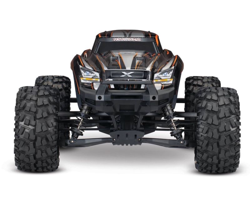 Traxxas X Maxx 8S RTR Brushless Orange Limited Edition