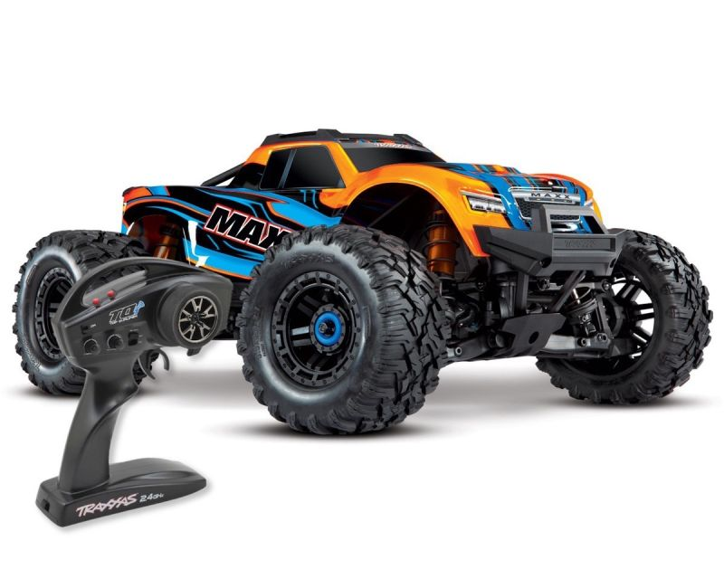 Traxxas Maxx 1/10 Monster Truck RTR orange TRX89076-4-ORNG